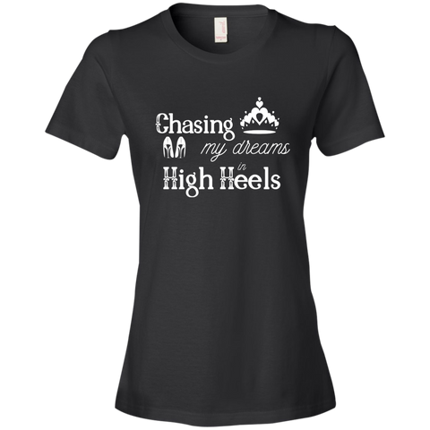 Chasing Dreams Lightweight T-Shirt