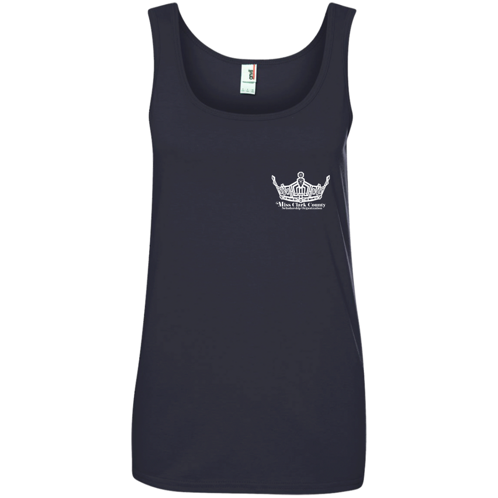 Miss Clark County - Personalized Tank Top