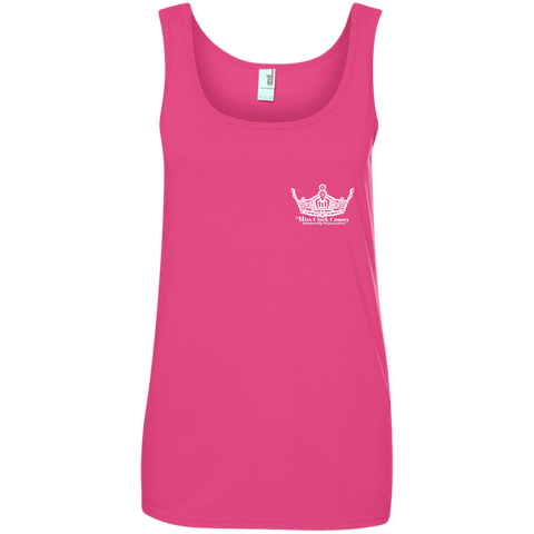 Image of Miss Clark County - Personalized Tank Top
