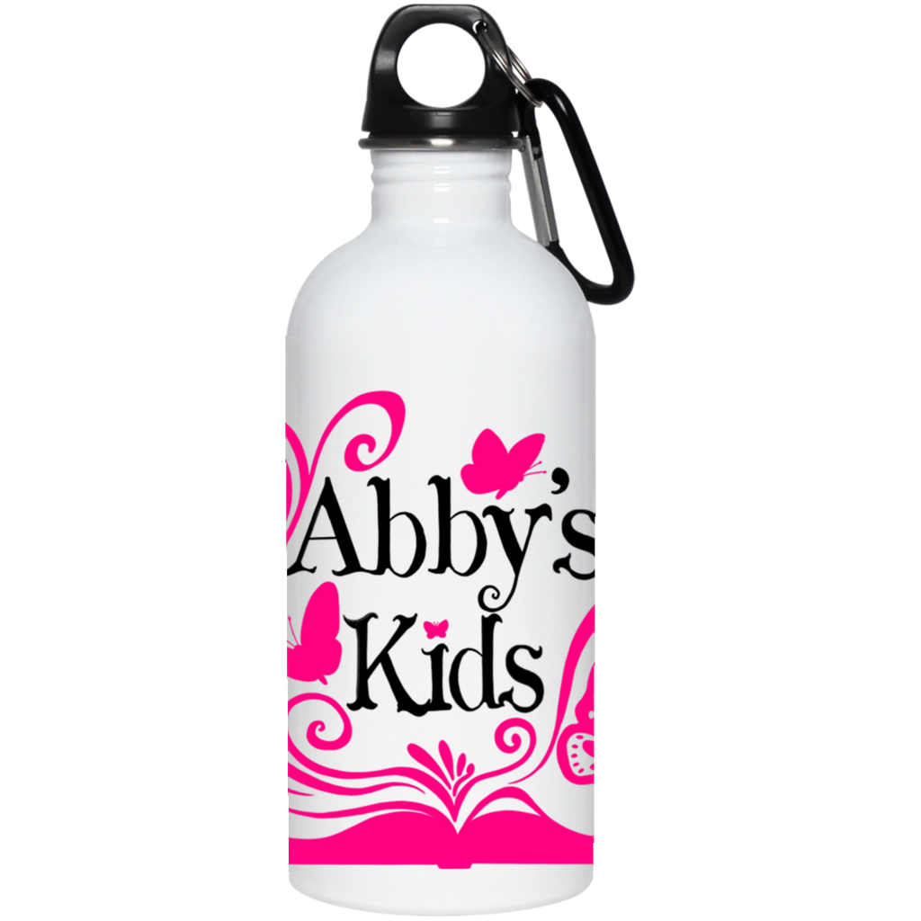 Abby's Kids -  20 oz. Stainless Steel Water Bottle