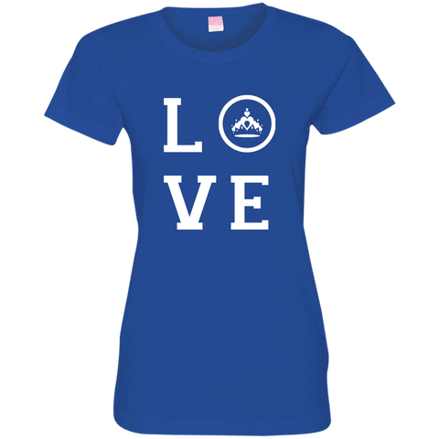 Image of Pageant Love -  Fine Jersey T-Shirt