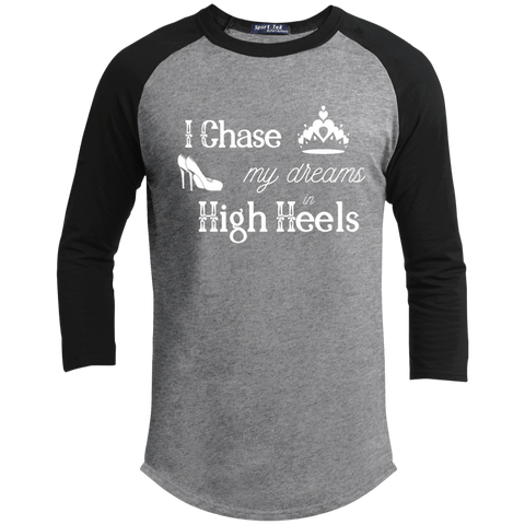 Image of I Chase My Dreams Sporty T-Shirt
