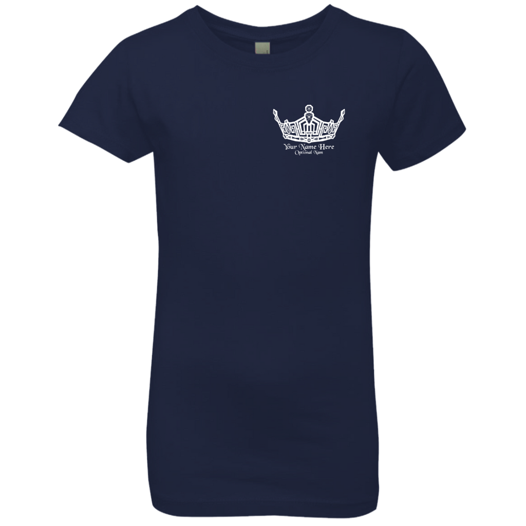 Miss Clark County Personalized - Princess T-Shirt