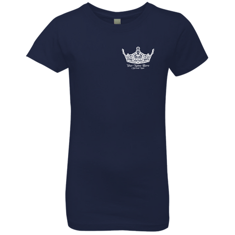 Image of Miss Clark County Personalized - Princess T-Shirt