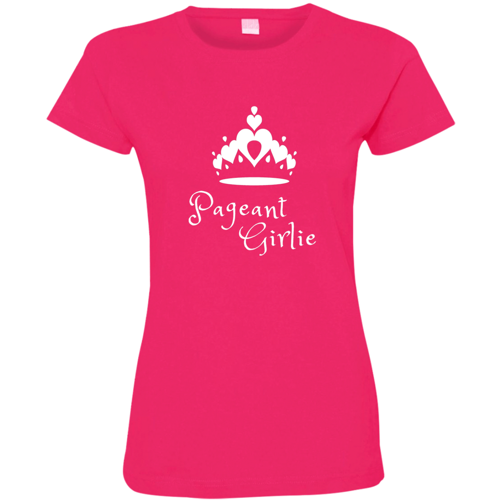 Pageant Girlie -  Fine Jersey T-Shirt