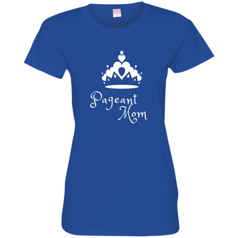 Pageant Mom - Fine Jersey T-Shirt