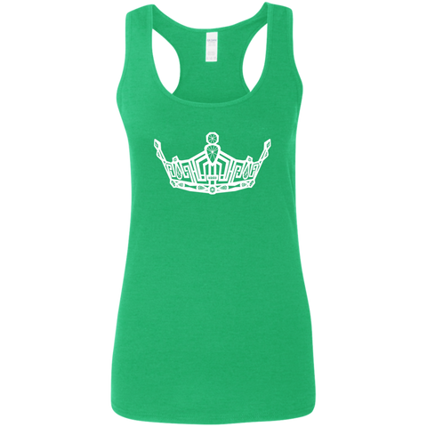 Image of Miss Clark County Crown - Racerback Tank