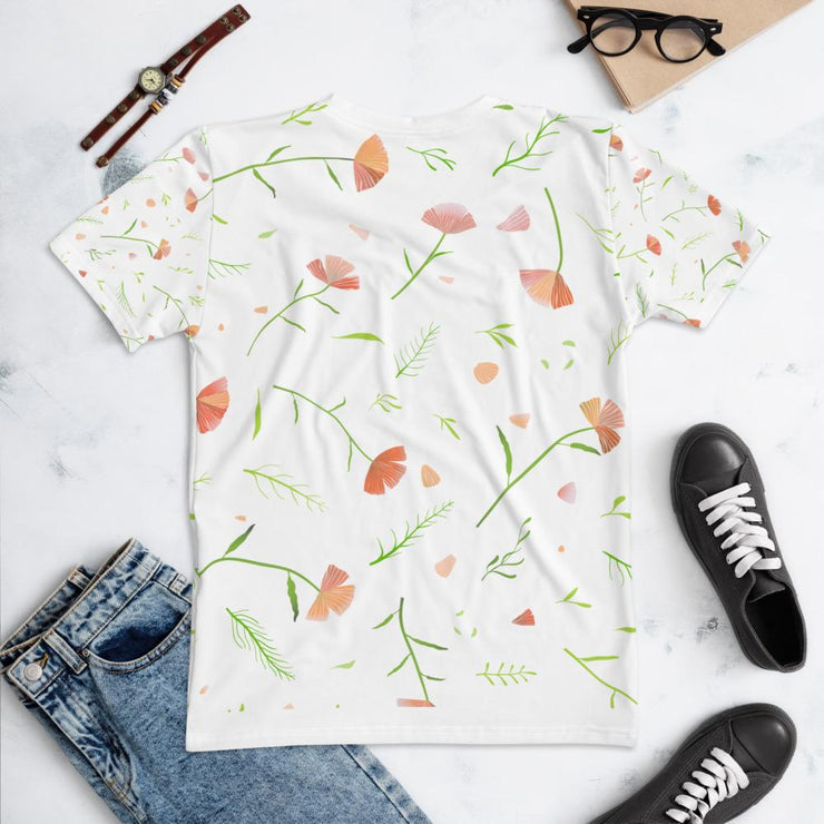 Blooming Flowers Women's T-shirt
