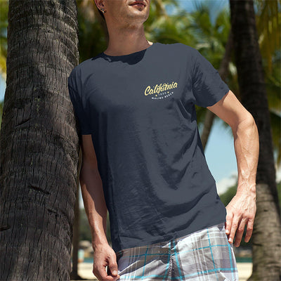 Malibu Beach, California Short-Sleeve Unisex T-Shirt