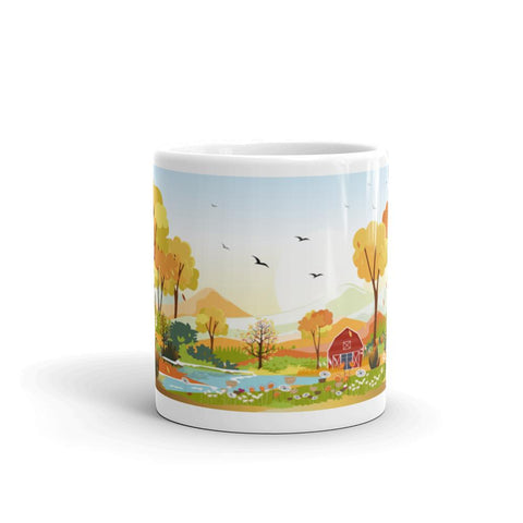 Autumn Panorama Mug
