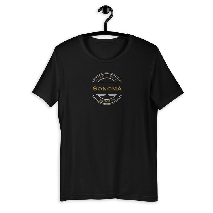 Sonoma Short-Sleeve Unisex T-Shirt