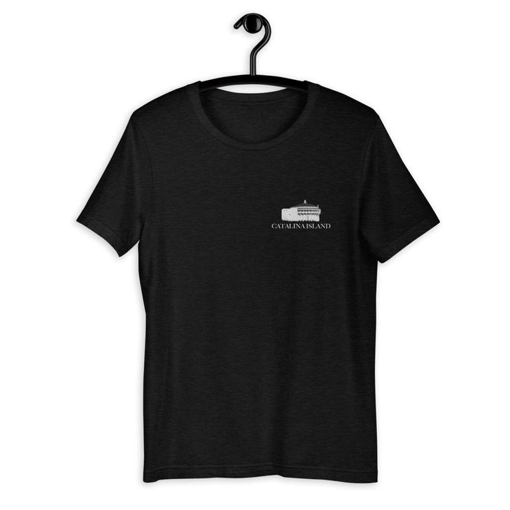 Catalina Island Short-Sleeve Unisex T-Shirt