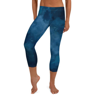 Blue Sky Capri Leggings