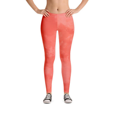 Tangerine Sky Leggings
