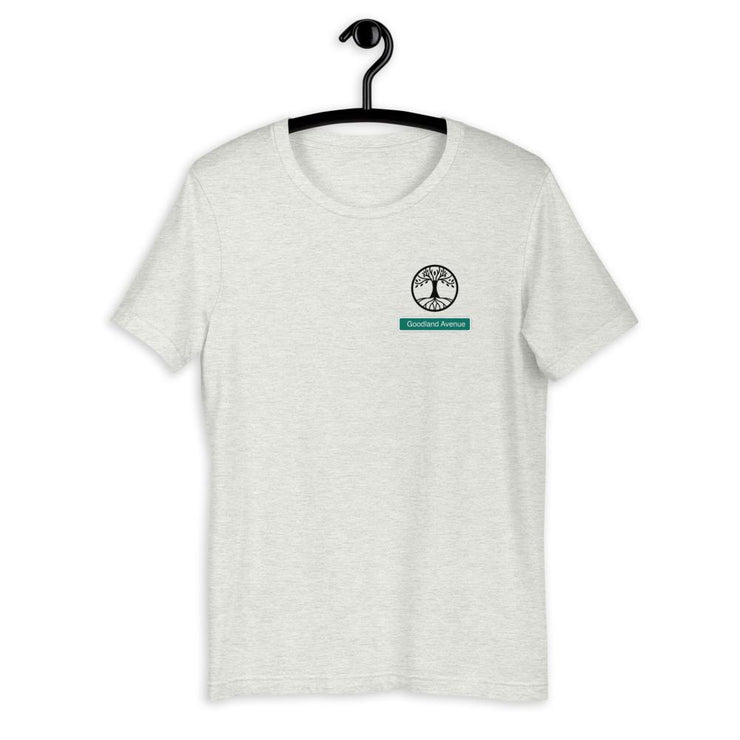 Goodland Avenue Logo Short-Sleeve Unisex T-Shirt