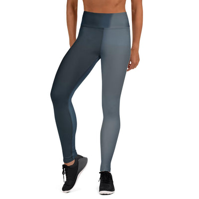 Blue Serenity Yoga Leggings