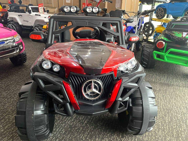 Mercedes Benz ATV 48v