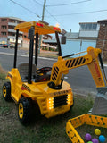 Electric Ride-on Digger
