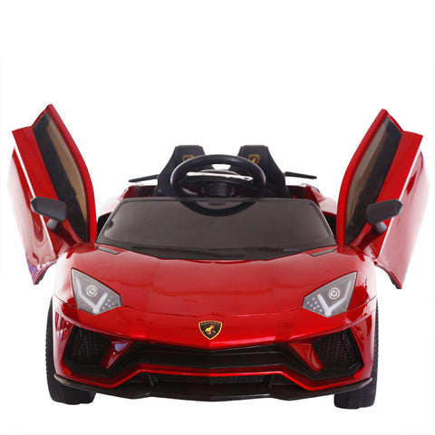 Lamborghini - Red - 24v - 1 Seater