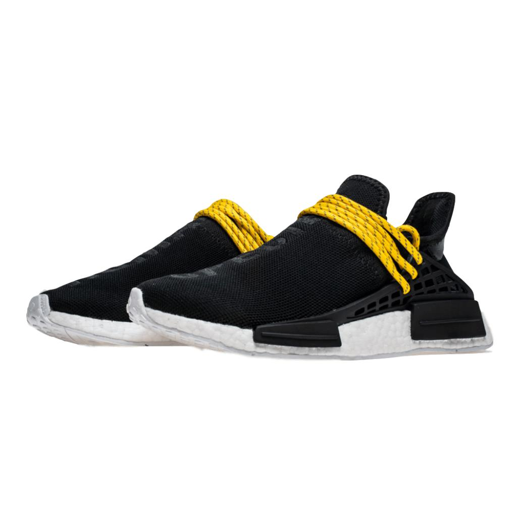 promo code 64e21 8dfc4 Pharrell Williams x Adidas NMD Human Race Real Boost