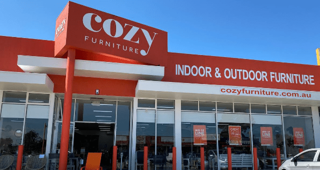 Located in Ferntree Gully - Cozy Furniture