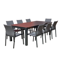 Luis Sling Sunlounger - Cozy Indoor Outdoor Furniture