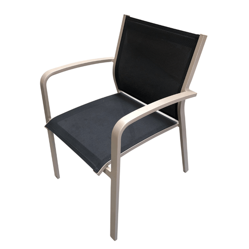 luis sling dining chair outdoor furniture chairs cozy furniture