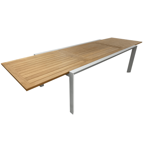 Monte Carlo extension dining table outdoor furniture