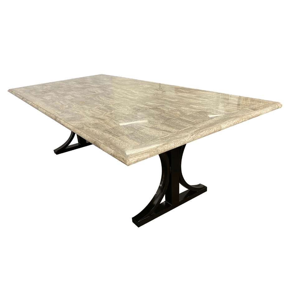 Pompeii Dining Table - Cozy Indoor Outdoor Furniture