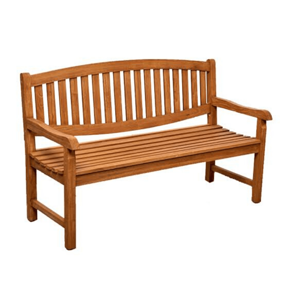 Coventry Garden Bench - Cozy Indoor Outdoor Furniture