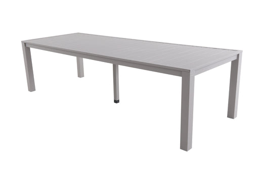 Como Aluminium Dining Table Cozy Furniture