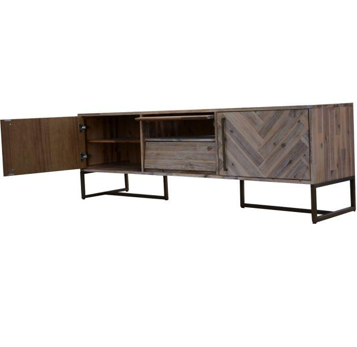 Roma Entertainment Unit - Cozy Furniture