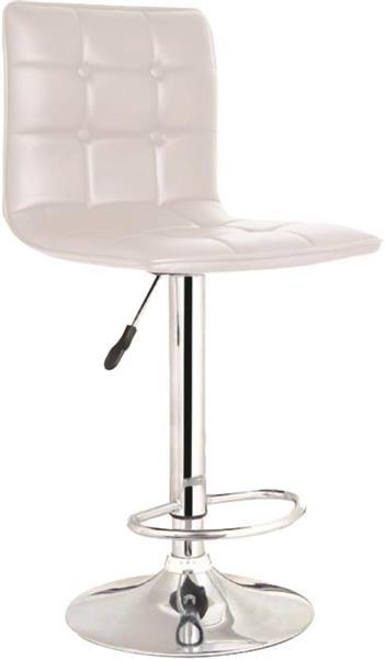 A convenient and versatile bar stool made for the kitchen or living room