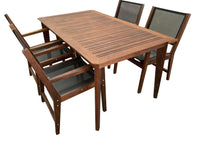 7PCE Bronx and Galaxy Setting - Cozy Indoor Outdoor Furniture