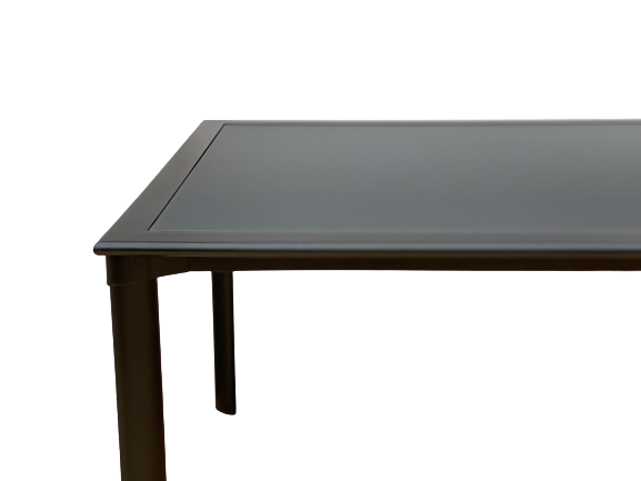 cozy-furniture-outdoor-dining-table-chicago-glass-top-black-aluminium-frame