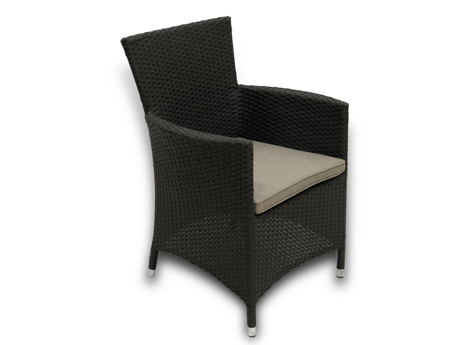 Chevron dining chair outdoor furniture cozy furniture wicker