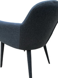 Heston Dining Chair - Cozy Indoor Outdoor Furniture