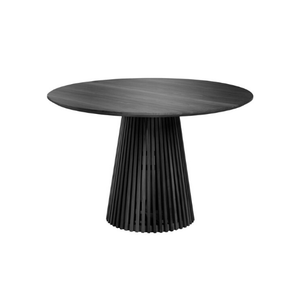 Irune Round Table - Cozy Indoor Outdoor Furniture