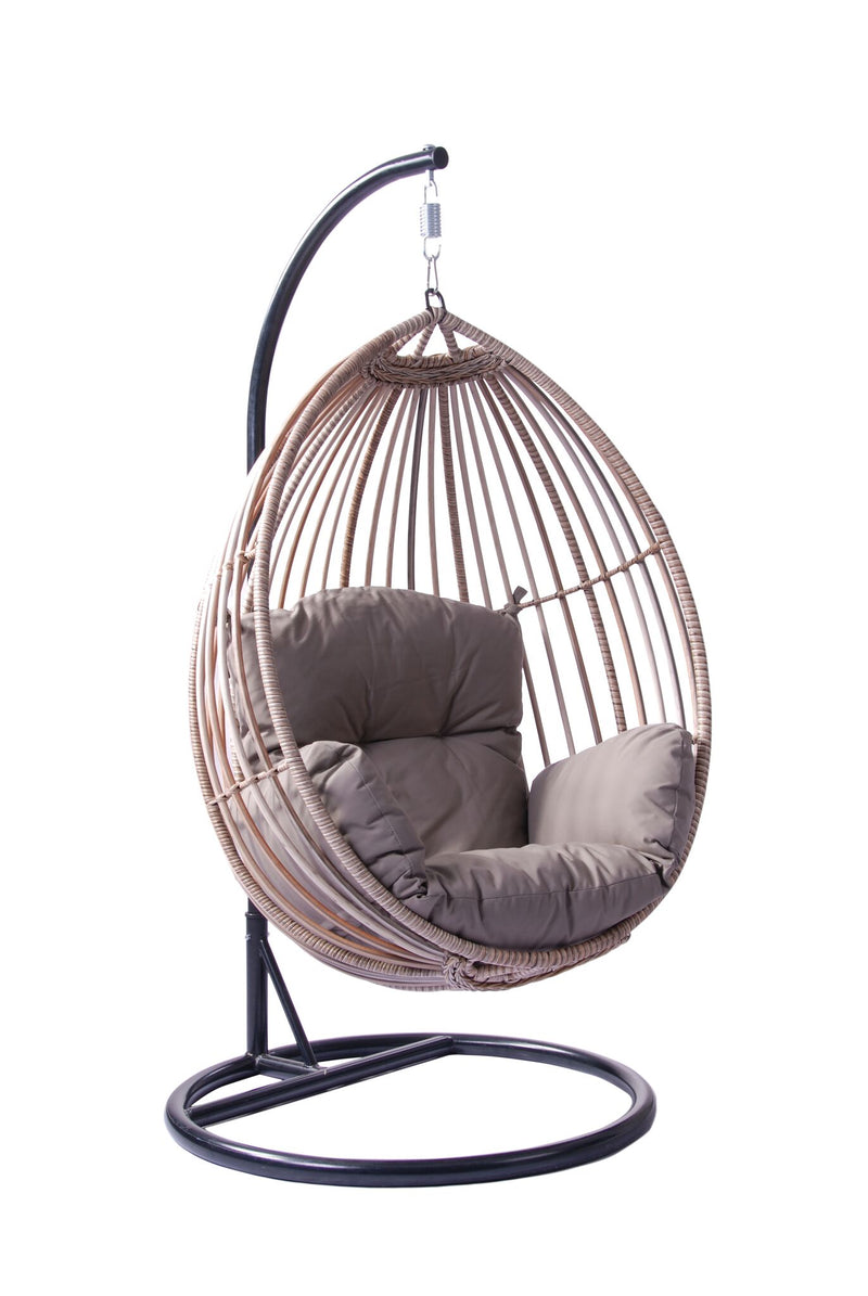 Koala Hanging Egg Basket - Cozy Indoor Outdoor Furniture