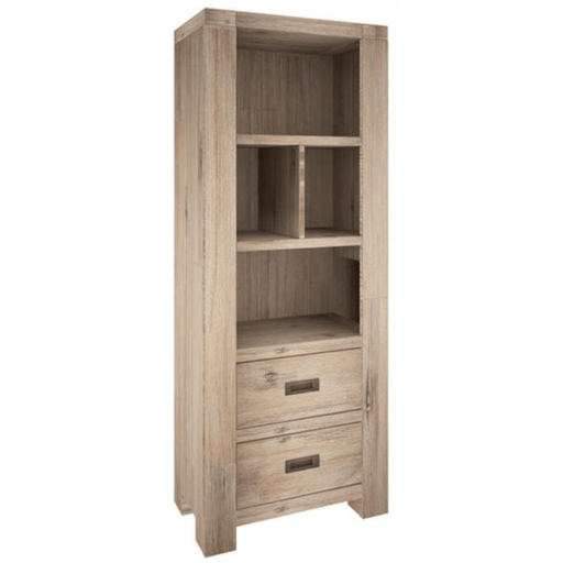 Oyster Bay Bookshelf 2 Drawer