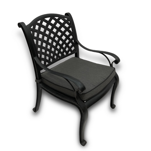 Nassau Cast Aluminium Chair