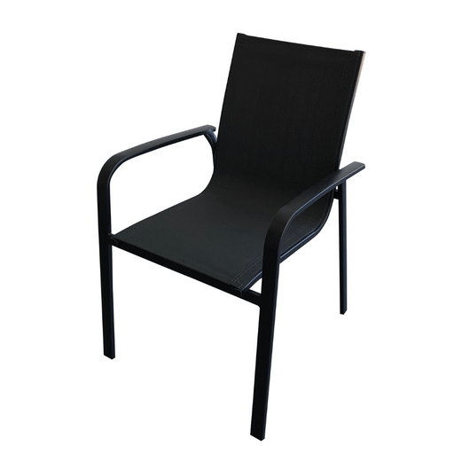 Pandora sling dining chair outdoor furniture