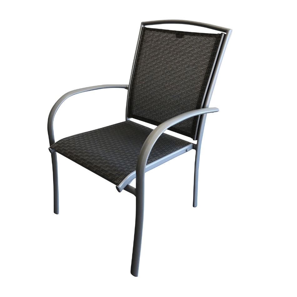 Beauvias Sling Chair - Cozy Indoor Outdoor Furniture