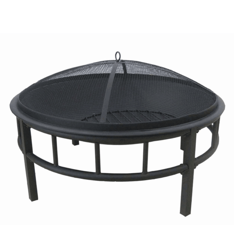 Costway Firepit - Cozy Indoor Outdoor Furniture
