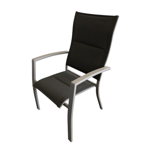 Pesaro Padded Sling Dining Chair