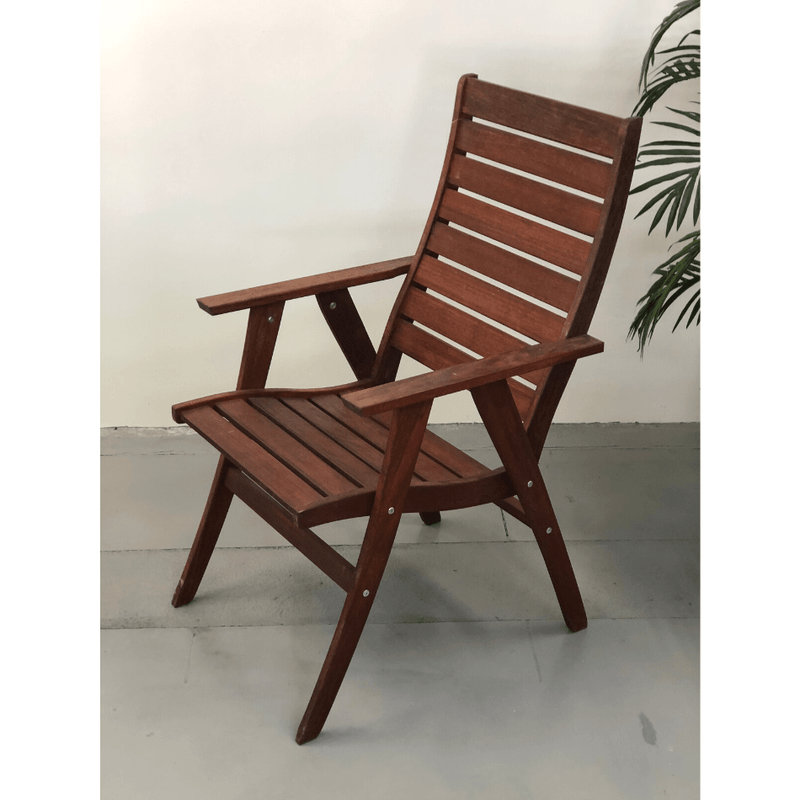 Kennedy Highback Dining Chair - Cozy Indoor Outdoor Furniture