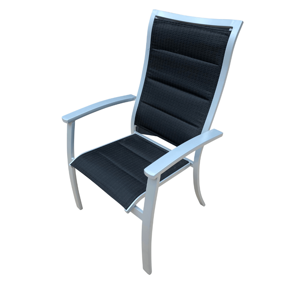 Regal Padded Sling Chair - Cozy Indoor Outdoor Furniture