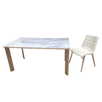 Siara & Kenzy Dining Setting - Cozy Indoor Outdoor Furniture