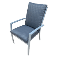 Bahama Cushion Dining Chair - Cozy Indoor Outdoor Furniture