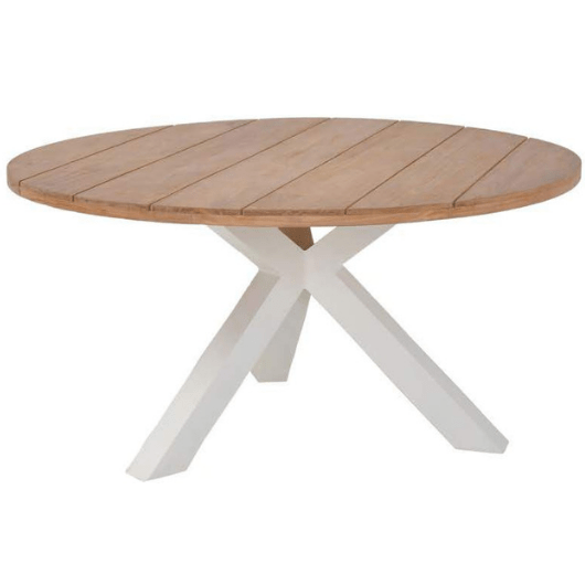 Beauville Round Dining Table - Cozy Indoor Outdoor Furniture